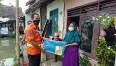 BPBD Kota Sukabumi tangani bencana di sejumlah lokasi